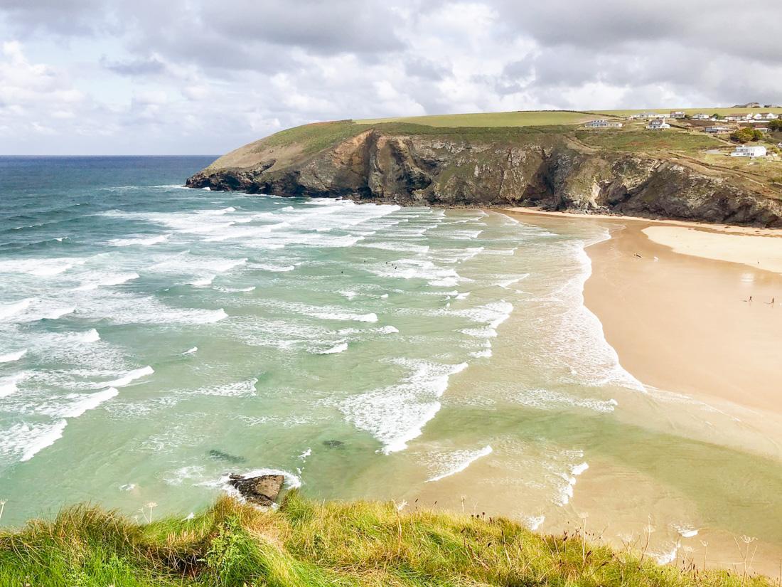 Bucht Seawhisper Cornwall